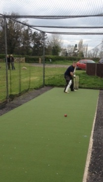 Dan puts the new net through its paces